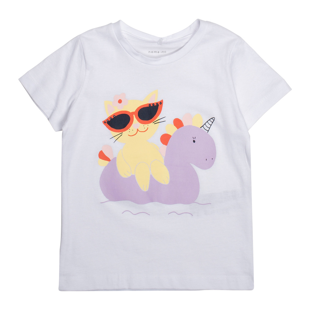 Παιδικό T-shirt Name It (BS)